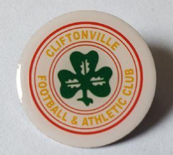 Club crest on white